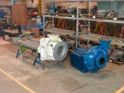 Pump Overhaul